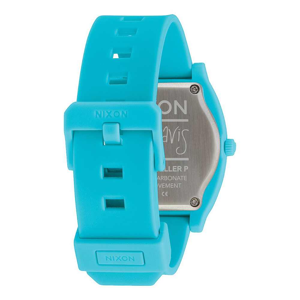 Nixon x Andy Davis Time Teller P Blue Watch
