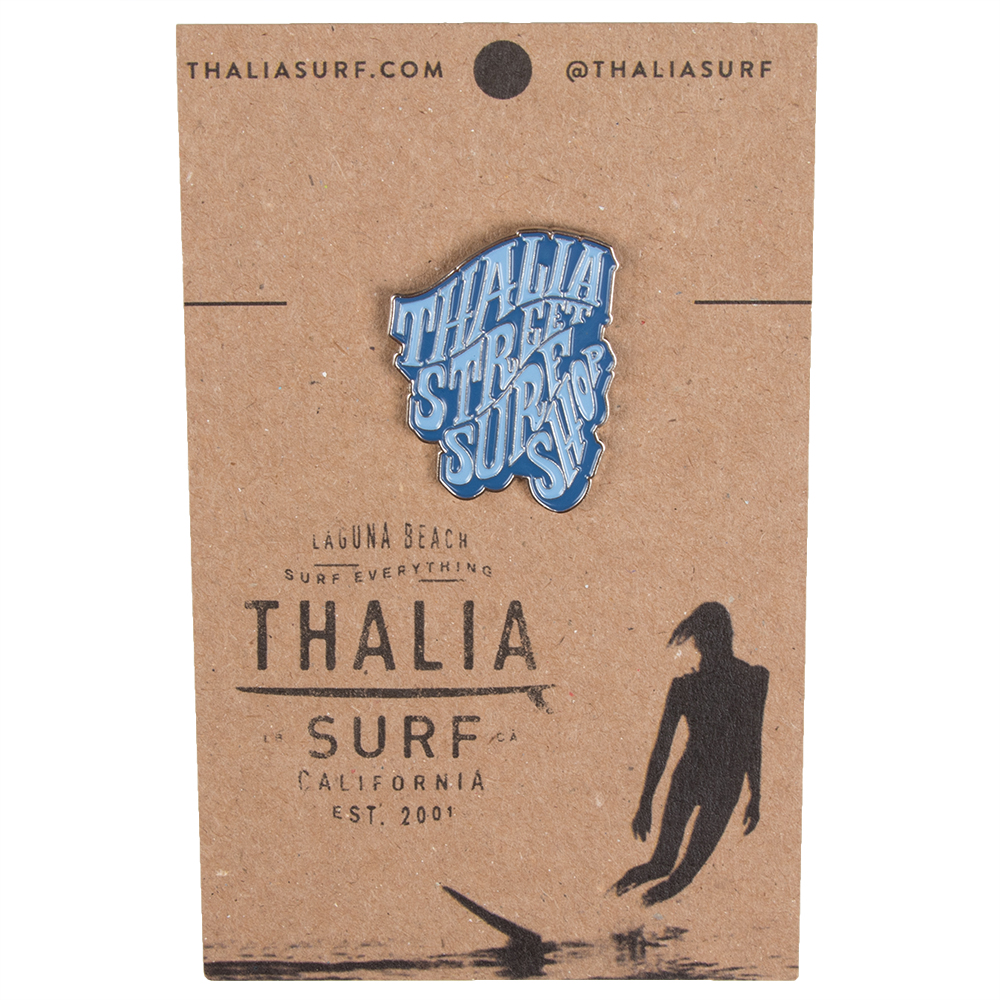 Thalia Surf Old Times Pin