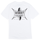 Wardy Surfboards Mens Classic Tee