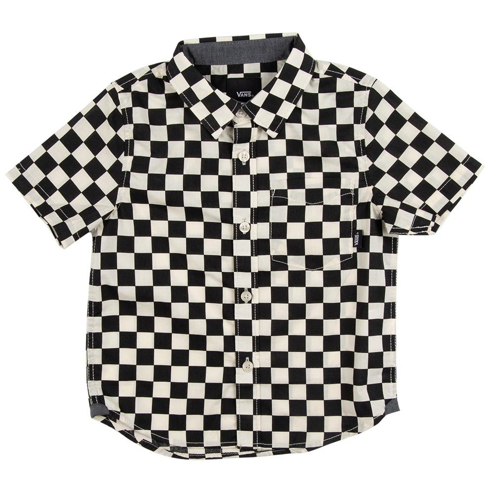 Vans Cypress Checker SS Kids Shirt