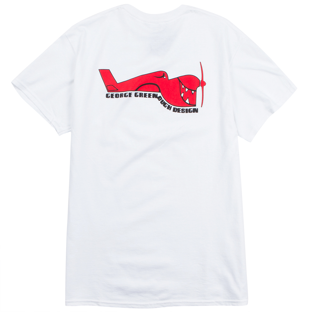George Greenough Mens Classic Tee