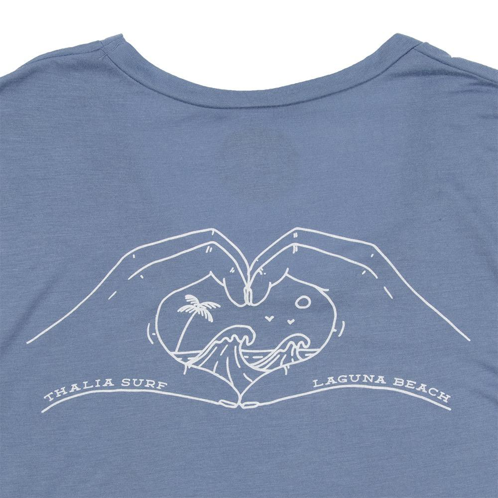 Thalia Surf Hands Womens Tee