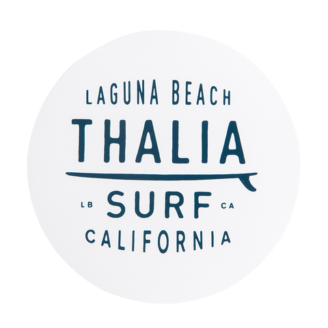 Thalia Surf Dot Sticker