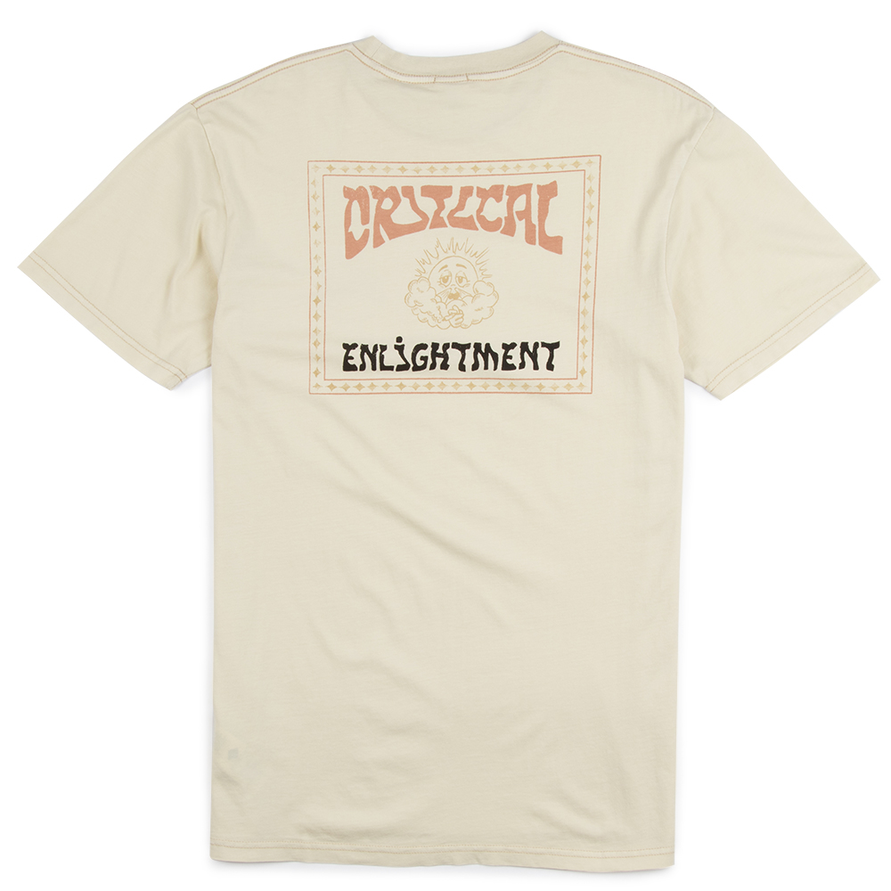 47eda3de34 The Critical Slide Society Enlightenment Mens Tee