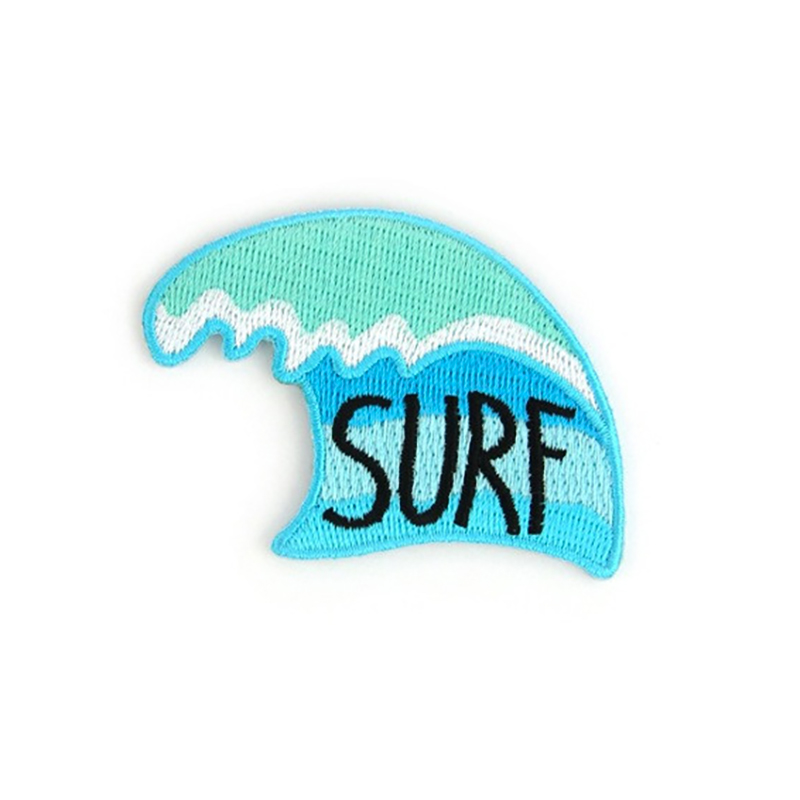 Mokuyobi Perfect Wave Patch