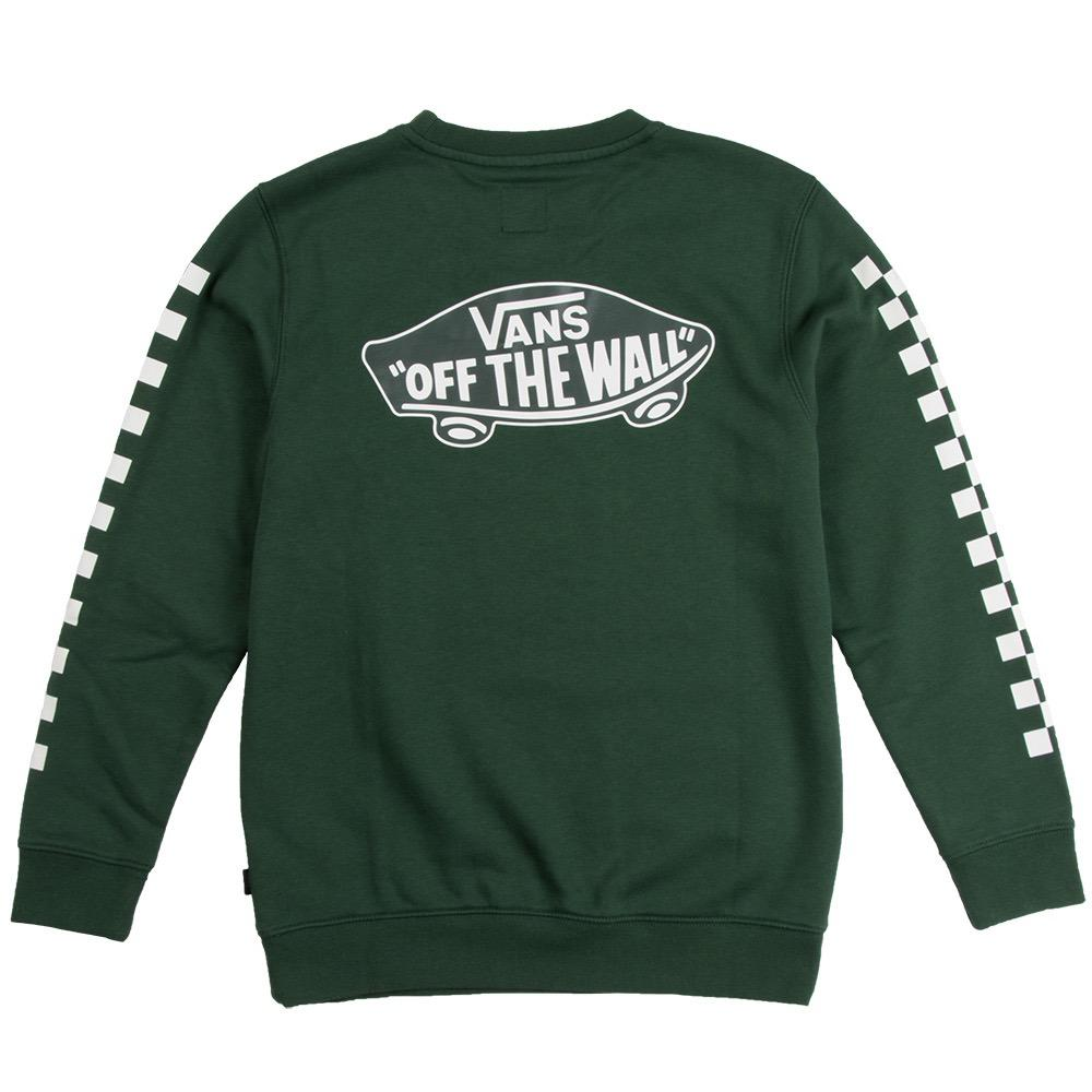 Vans Exposition Crew Pullover Boys Fleece