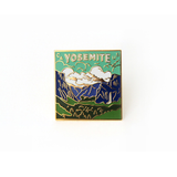 Odds and Sods Yosemite Enamel Pin