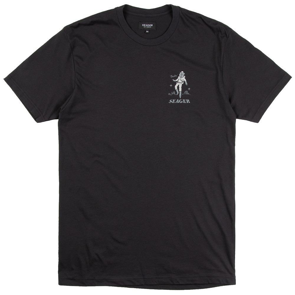 Seager Space Cowboy Mens Tee