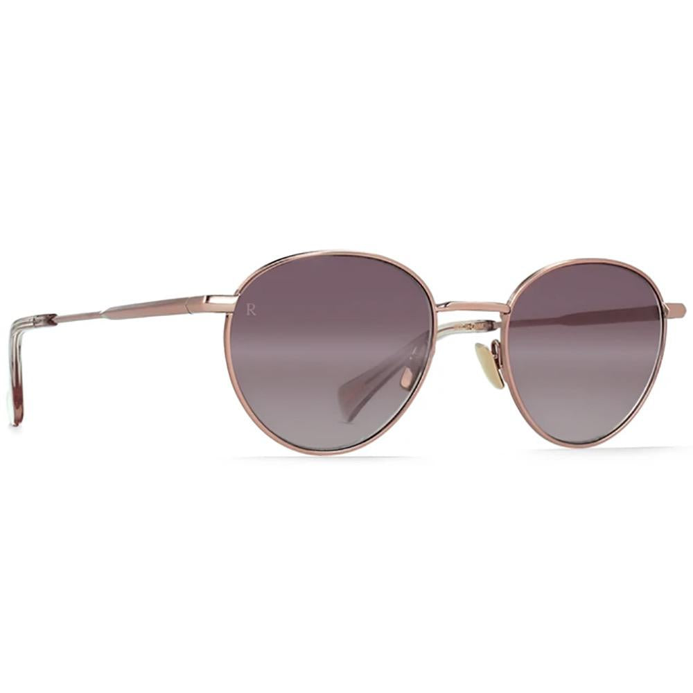 Raen Andreas Satin Rose Gold Sunglasses