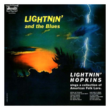 Lightnin' Hopkins Lightnin' and the Blues Vinyl