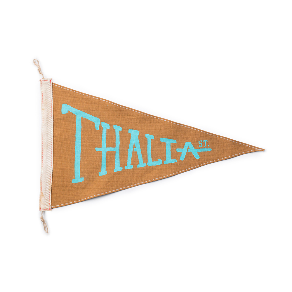 Slightly Choppy Thalia St. Flag