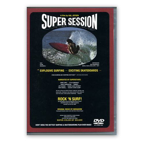 Super Session DVD