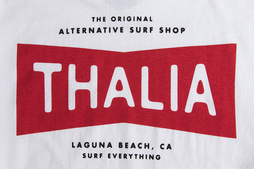 Thalia Surf Alternative Surf Mens Tee
