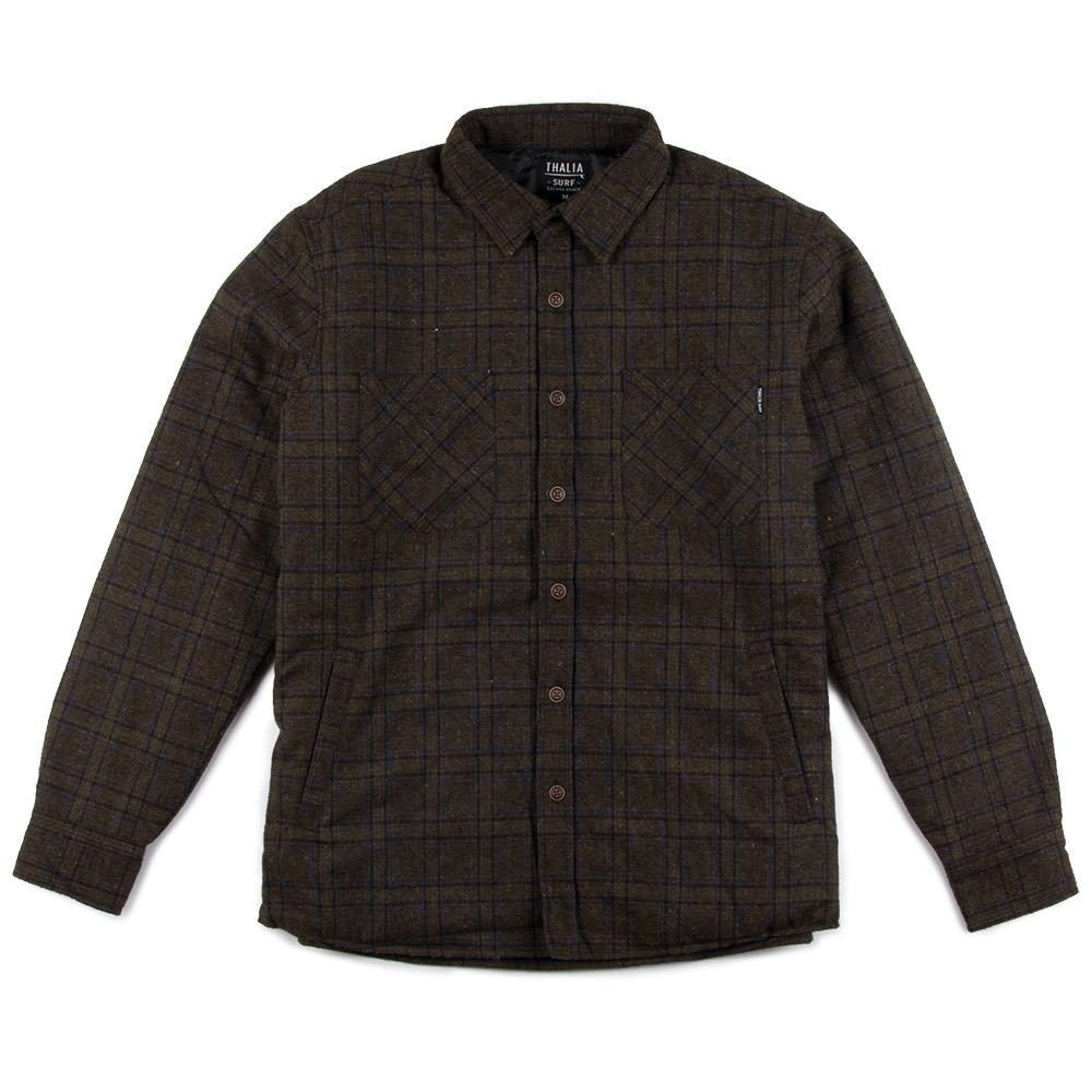 Thalia Surf Wilson Flannel Mens Jacket