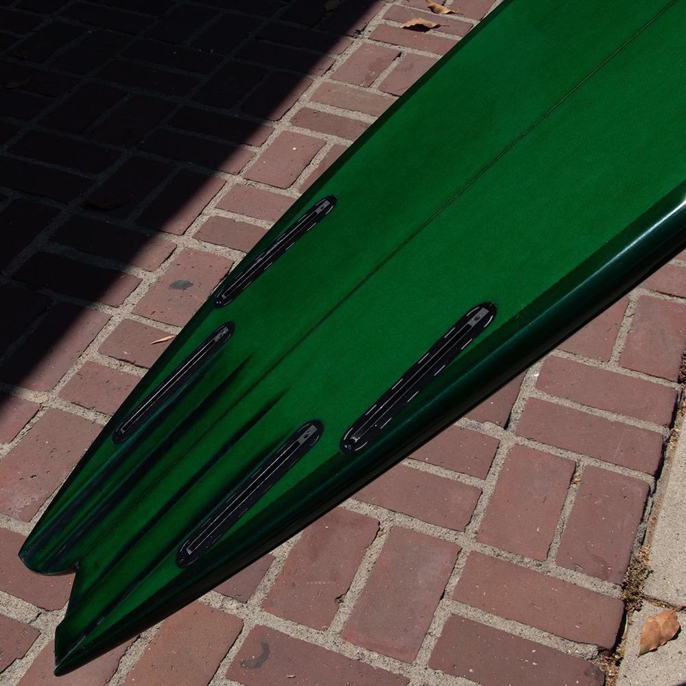 "Tyler Warren Freestone 5'8"" Surfboard"