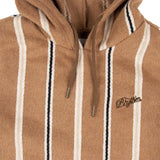 Rhythm Baja Hood Knit Mens Fleece