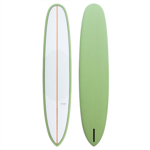 "Campbell Brothers 7'6"" DIamond Tail Egg Surfboard"