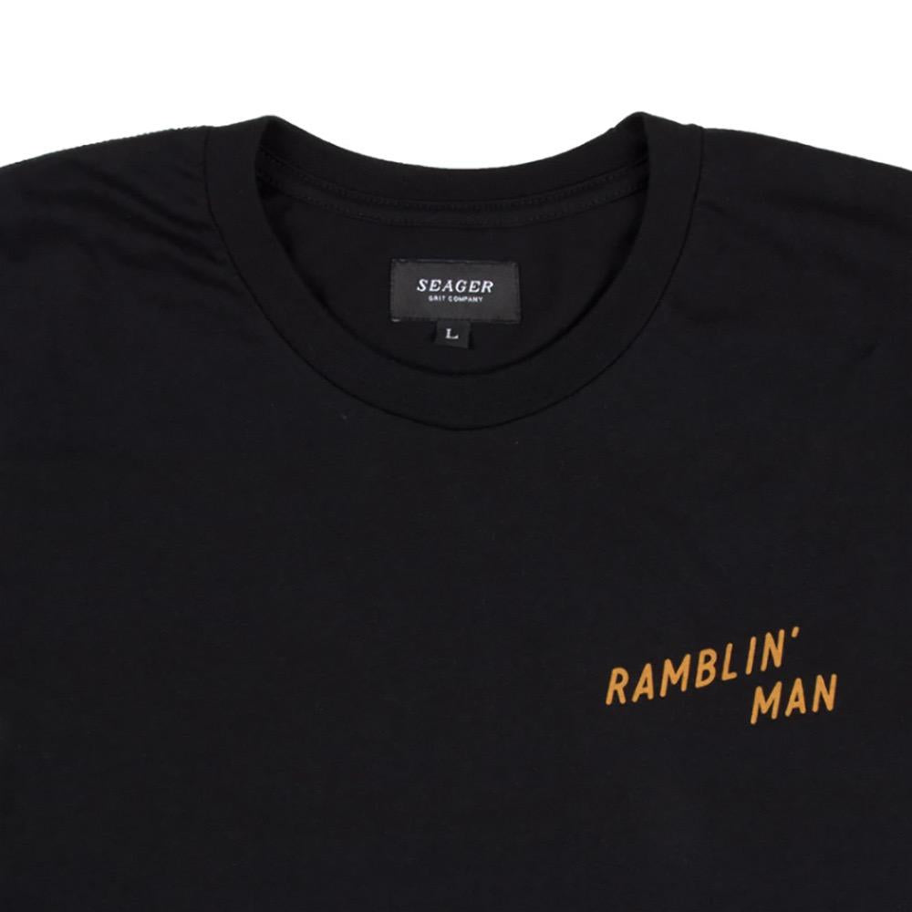 Seager Ramblin' Man Mens Tee