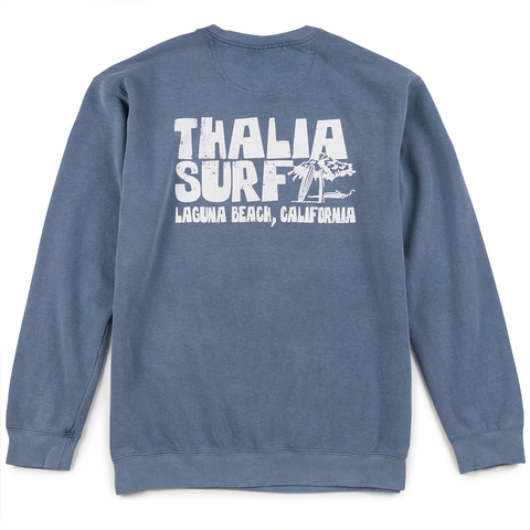 Thalia Surf Tide Zip Up Mens Fleece