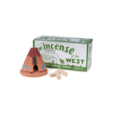 Incienso Teepee w/ Pinon Incense