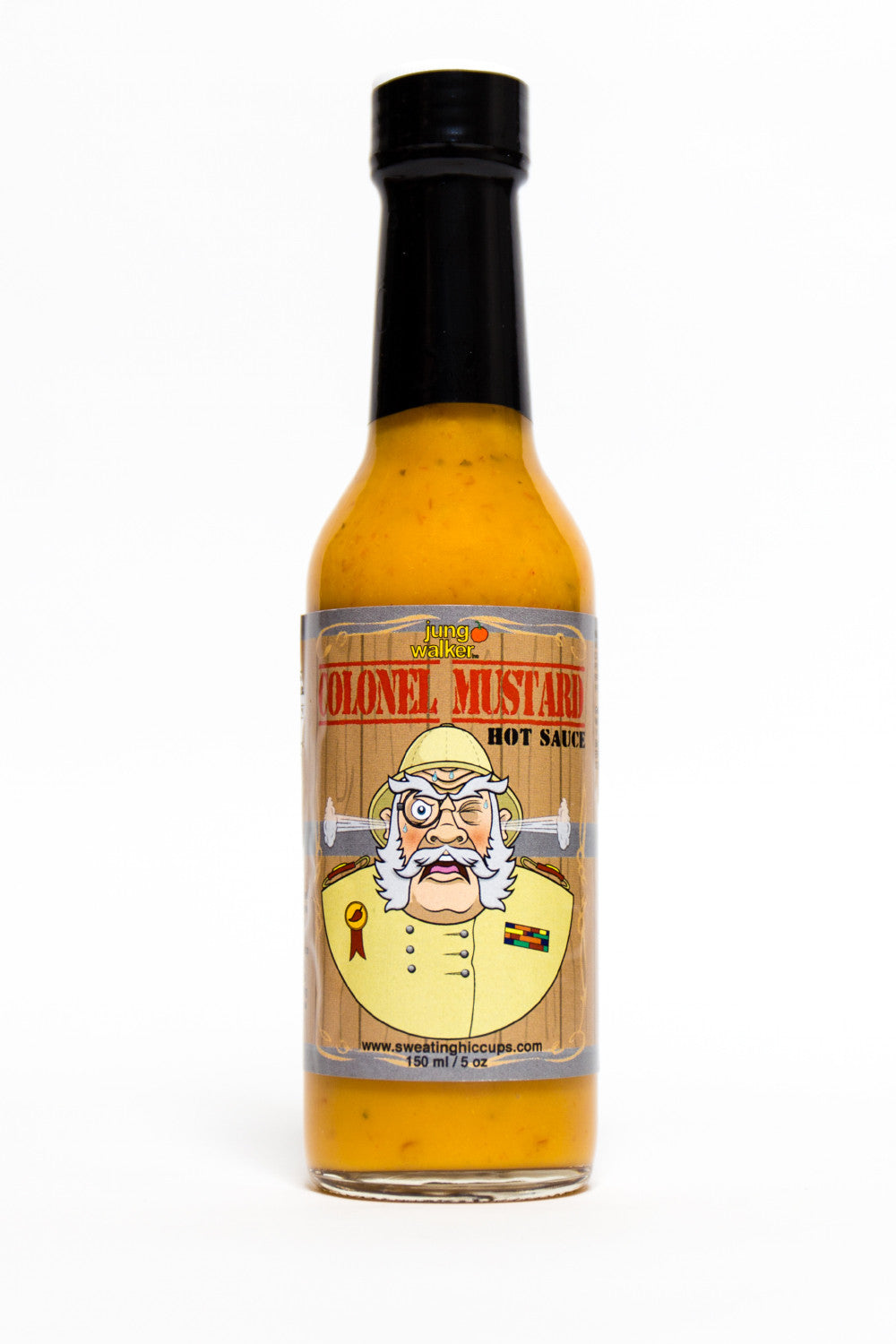 Colonel Mustard Hot Sauce