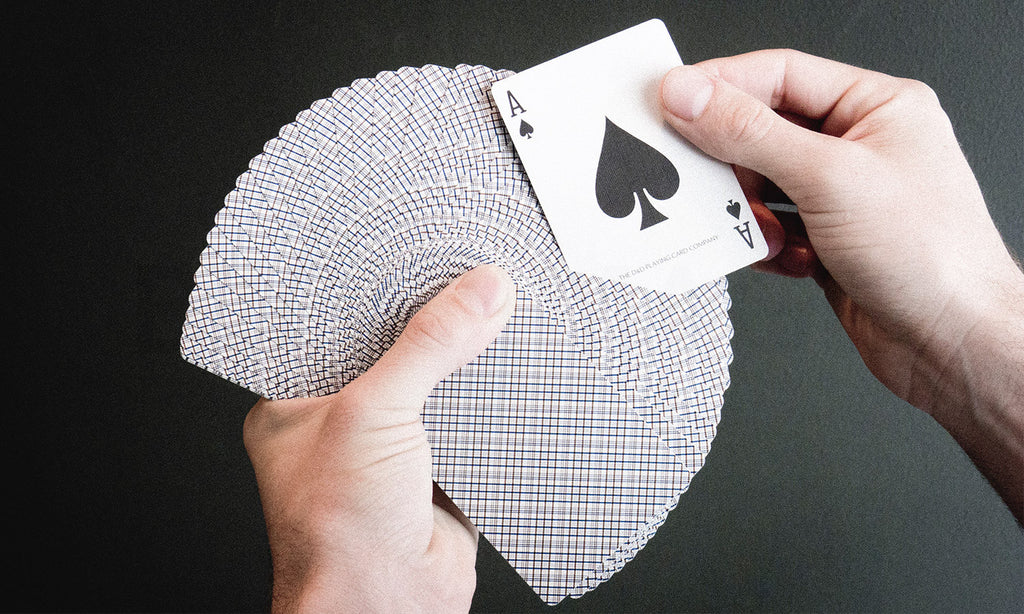 5 easy card tricks you can do today  art of play