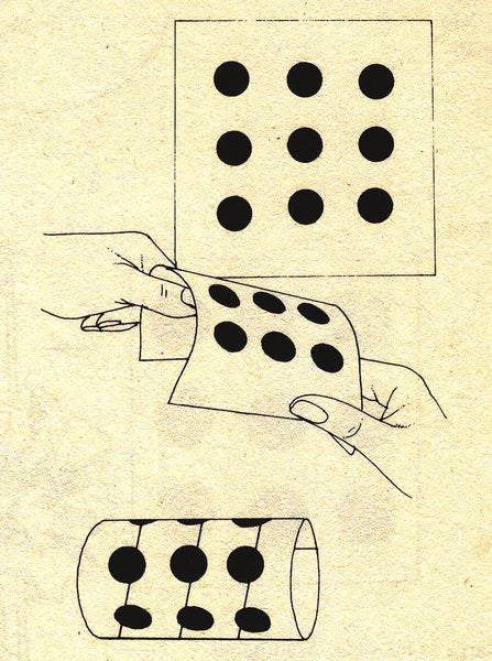History Of The Nine Dot Problem Art Of Play