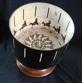zoetrope top view