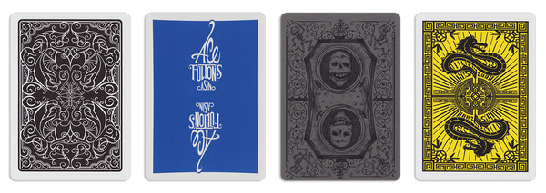 Fulton Playing Card Designs