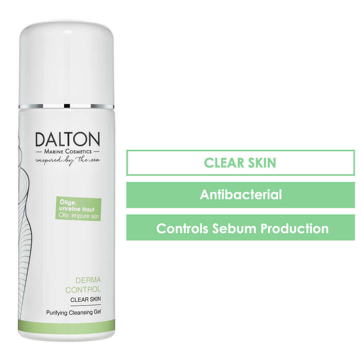 Derma Control Purifying Cleansing Gel