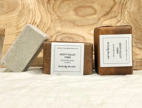 Goat Milk Soap - Kentucky Bourbon