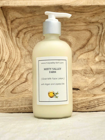 Goat Milk Face Lotion