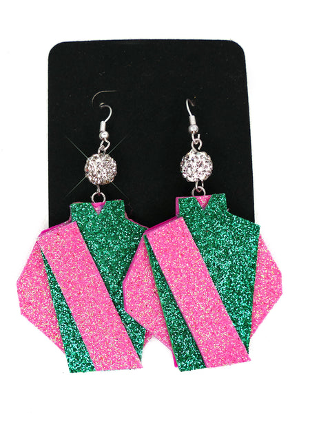 Derby Earrings Available NOW!
