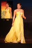 HP1005 One Shoulder Silk Chiffon Pageant Gown by Heather French Henry