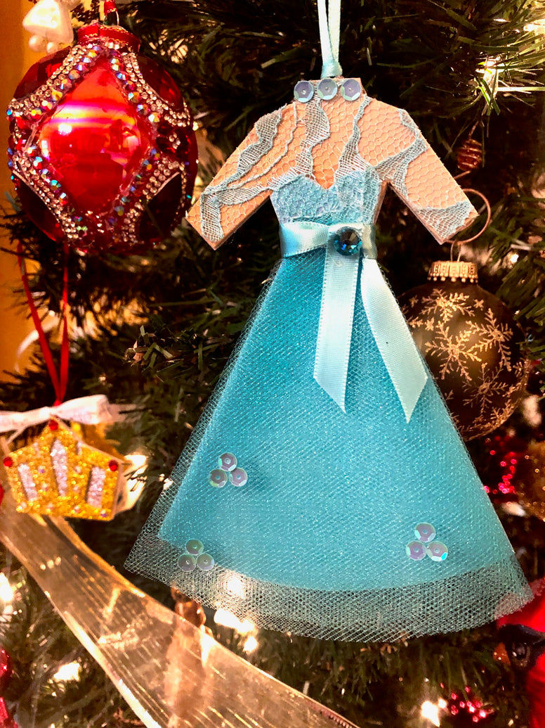 Rosemary Clooney Museum Sister's Ornament