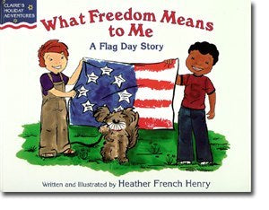 What Freedom Means to Me: A Flag Day Story
