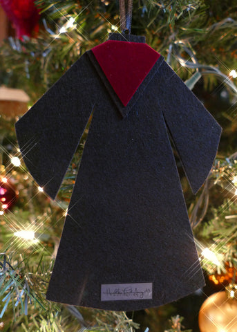Harry's Wizarding Robe Ornament