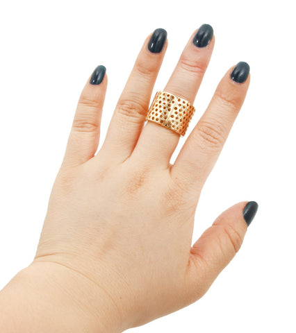Simple Stretch Ring