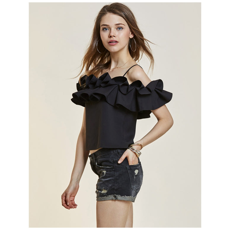 Black Fashion Vocation Day Top