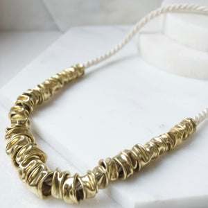 SWASH NECKLACE by EMMA AITCHISON - Unearth Store