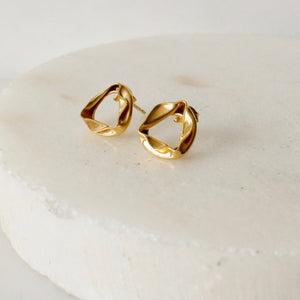 WATERPOOL EARRINGS by EMMA AITCHISON