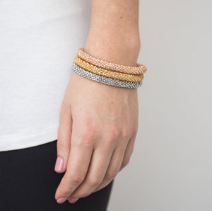 FAIR TRADE ROLL-ON BRACELET by AID THROUGH TRADE - Unearth Store