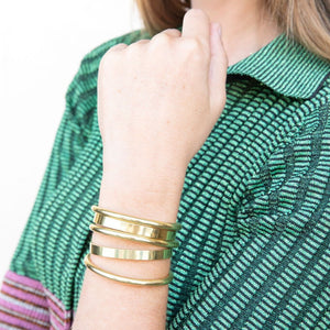 ALDA STACKING CUFF by SOKO - Unearth Store