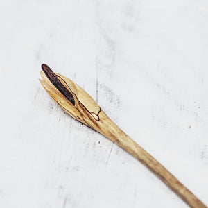 FRANGIPANI HAIR STICK by SAYA DESIGNS - Unearth Store