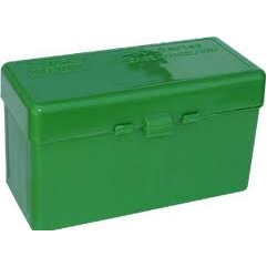 MTM 60 Round 22.250 -.308 Ammo Box - Green