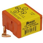 Berger 22 cal 40g Match FB 22303 Varmint