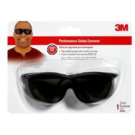 3m Tekk Smoke Safety Glasses