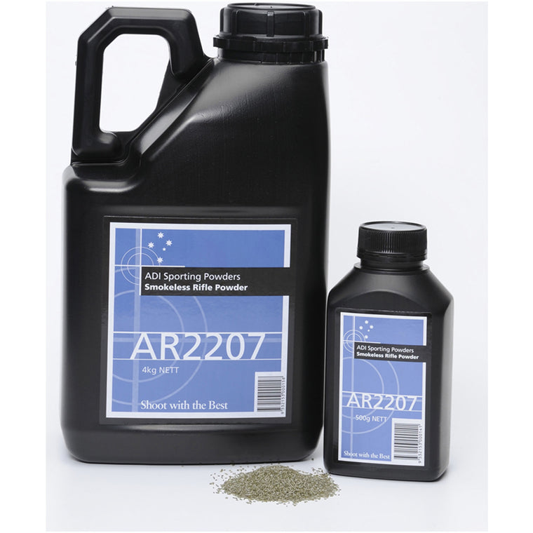ADI AR2207 Smokeless Rifle Powder