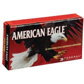 American Eagle Centerfire Rifle Cartridges - 308win 168gr OTM (7.62 x 5mm)