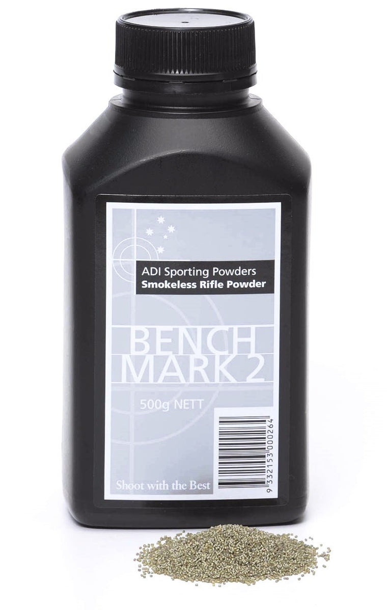 ADI Benchmark 2 Smokeless Rifle Powder